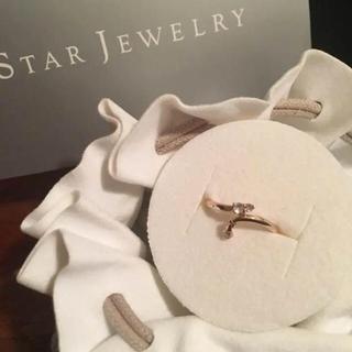 スタージュエリー(STAR JEWELRY)のスタージュエリー ピンキーリング(リング(指輪))