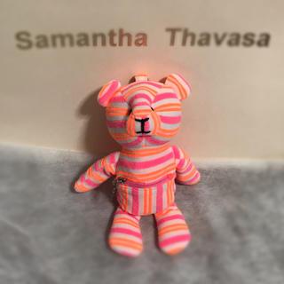 サマンサタバサ(Samantha Thavasa)のサマンサ タバサ エコバッグ(エコバッグ)