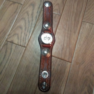 ケイシイズ(KC,s)のKC'sコンチョ腕時計(腕時計(アナログ))
