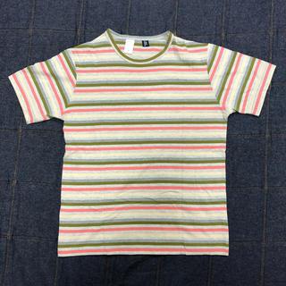 ジムマスター(GYM MASTER)のジムマスター ボーダーTシャツ 未使用(Tシャツ/カットソー(半袖/袖なし))