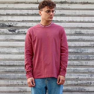 ステューシー(STUSSY)のSTUSSY Owen Long Sleeve tシャツ  Sサイズ(Tシャツ/カットソー(七分/長袖))