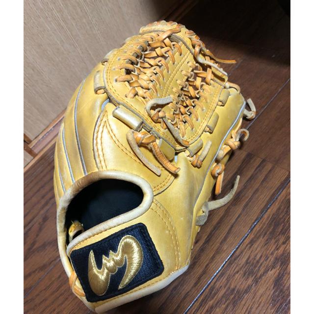 Zeems(ジームス)のジームス 軟式 少年 グローブ スポーツ/アウトドアの野球(グローブ)の商品写真