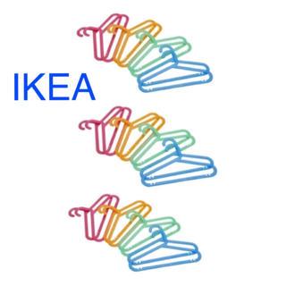 「IKEA 子供用コートハンガー HANGA 11本セット プラス2本も可」に近い商品. IKEA - IKEA BAGIS キッズ ハンガー 8本×3 セット 24本 c51cf84d0f84f