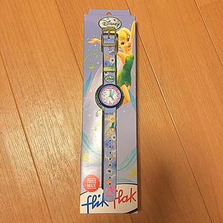 スウォッチ(swatch)のflikflak Disneyティンカーベルウォッチ・替えベルト swatch (腕時計)