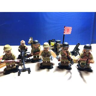 【送料無料】Kopf社 第二次世界大戦 旧日本陸軍 兵士セット(ミリタリー)