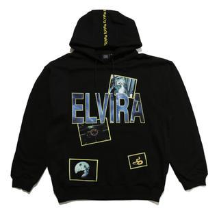 エルヴィア(ELVIA)のELVIRA パーカー(パーカー)