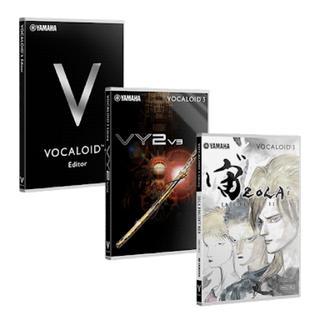 ヤマハ(ヤマハ)のVOCALOID VY2 + ZOLA Starter Pack (DAWソフトウェア)