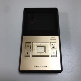アマダナ(amadana)のamadana SAL ポケットビデオカメラ(ビデオカメラ)