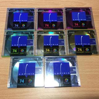 デノン(DENON)のブランクMD新品8枚セット(その他)