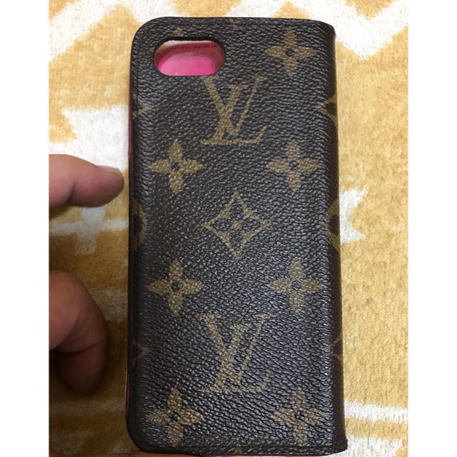 iphone7 フィルム 全面 | LOUIS VUITTON - ルイヴィトン   iPhoneケースの通販 by ホウジー's shop|ルイヴィトンならラクマ
