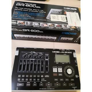 ボス(BOSS)のBOSSBR-800(MTR)
