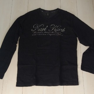 カールカナイ(Karl Kani)のkarl kani Lサイズ 長袖(Tシャツ/カットソー(七分/長袖))