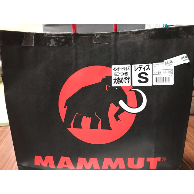 Mammut(マムート)の新春☆MAMMUT レディース 2点セット スポーツ/アウトドアのアウトドア(登山用品)の商品写真