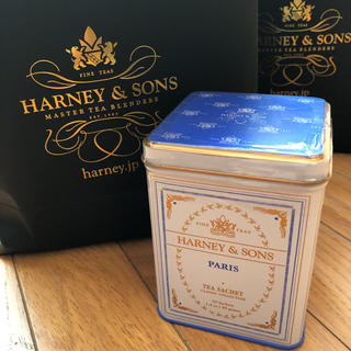 DEAN & DELUCA - HARNEY&SONS ハーニーアンドサンズ  パリ 新品 紅茶