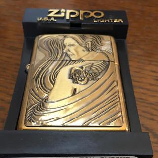 ジッポー(ZIPPO)のZippo HARLEY-DAVIDSON 女性柄 (タバコグッズ)