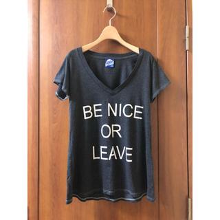 シェル(Cher)のcher shore 購入 ローカルセレブリティのTシャツ シェルショア 新品(Tシャツ(半袖/袖なし))