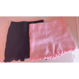 ジーユー(GU)の腹巻 ズボンセット(アンダーシャツ/防寒インナー)