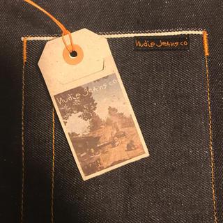 nudie jeans  新品タグ付  ワークエプロン
