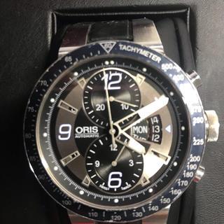 オリス(ORIS)のORIS 手巻き腕時計 クロノ(腕時計(アナログ))
