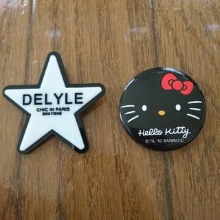 デイライル(Delyle)のDELYLE☆バッチ(その他)
