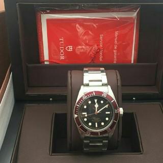チュードル(Tudor)の美品 TUDOR 腕時計 機械自動巻き 防水 未使用(腕時計(デジタル))