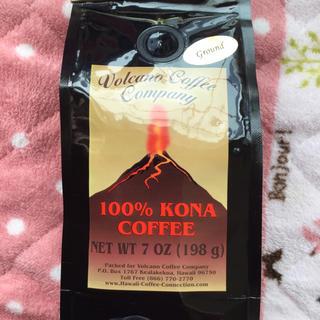 コナ(Kona)のVolcano Coffee 198g(コーヒー)