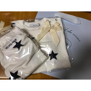 gelato pique - ★ラッピング付き★【新品未使用】ジェラートピケ スターbabyTシャツ・レギンス
