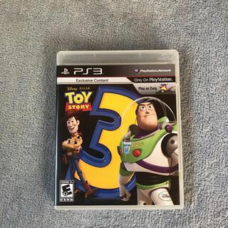 ディズニー(Disney)のTOY STORY 3 PS3(家庭用ゲームソフト)