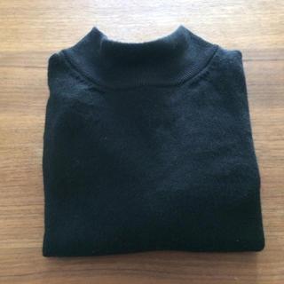 ムジルシリョウヒン(MUJI (無印良品))の無印良品ミドルネックセーター(ニット/セーター)