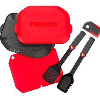 プリムス(PRIMUS)の新品 PRIMUS Prep set・プリムスのまた板セット レア‼️(テーブル/チェア)