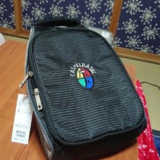 カステルバジャック(CASTELBAJAC)のお値下げ ゴルフシューズバック castelbajac新品(バッグ)