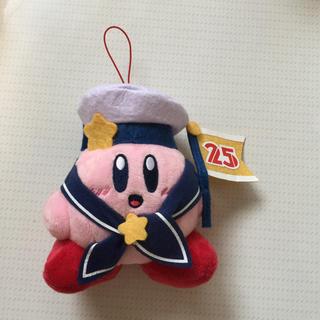 ニンテンドウ(任天堂)の25周年!星のカービィ☆マスコット(キャラクターグッズ)