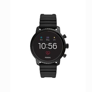 フォッシル(FOSSIL)のFOSSIL Q (M/W)Q EXPLORIST HR 腕時計 定価38000(腕時計(デジタル))