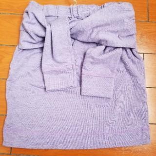 ガルラ(GARULA)の【新品】GARULAミニスカート/タグ付き(ミニスカート)