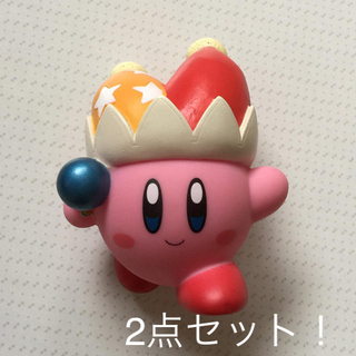 ニンテンドウ(任天堂)の25周年セット☆ 星のカービィ マスコットフィギュアコレクション(キャラクターグッズ)