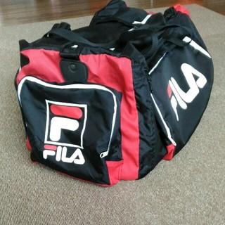 フィラ(FILA)のFILA ドラムバッグ ボストンバッグ(ドラムバッグ)
