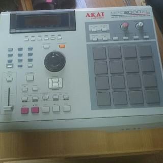 AKAI MPC2000XL(その他)