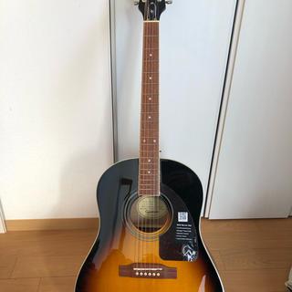 エピフォン(Epiphone)の新品。エピフォンaj220 s vs(アコースティックギター)