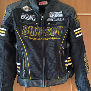 シンプソン(SIMPSON)のzupio様専用。希少 SIMPSON 55周年記念モデル ライダースジャケット(ライダースジャケット)