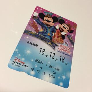 ディズニー(Disney)のディズニー フリーきっぷ(その他)