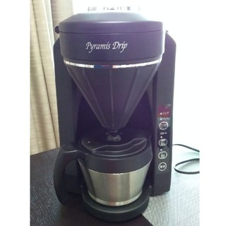 ツインバード(TWINBIRD)のTWINBIRD 全自動コーヒーメーカー  CM-D456 (コーヒーメーカー)
