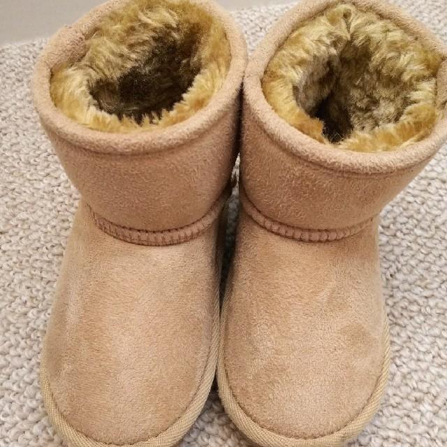 ampersand(アンパサンド)のアイヴォリー 様 専用 キッズ/ベビー/マタニティのキッズ靴/シューズ (15cm~)(ブーツ)の商品写真