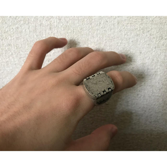 Maison Martin Margiela(マルタンマルジェラ)のMARTIN MARGIELA11 リング メンズのアクセサリー(リング(指輪))の商品写真