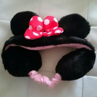ディズニー(Disney)のミニー イヤーマフラー(イヤーマフ)