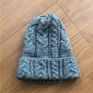 ローズバッド(ROSE BUD)のニット帽(ニット帽/ビーニー)