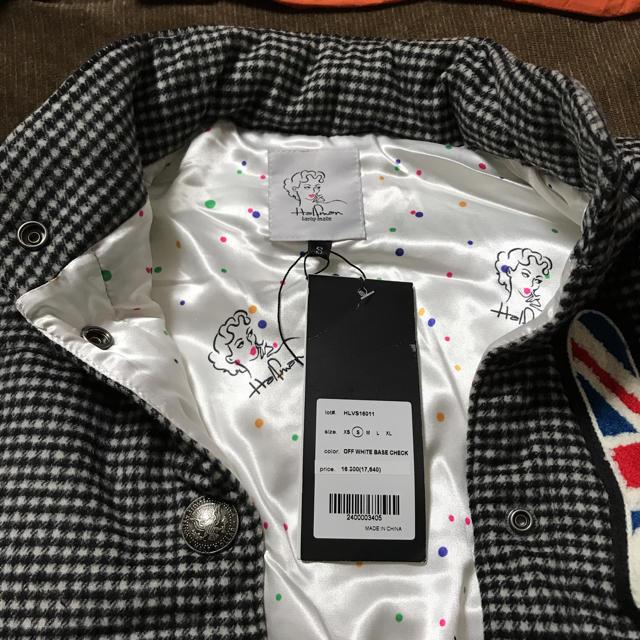 HALFMAN(ハーフマン)のHalfman ハーフマン ベスト 新品 未使用 サイズS 値下げ メンズのジャケット/アウター(ダウンベスト)の商品写真