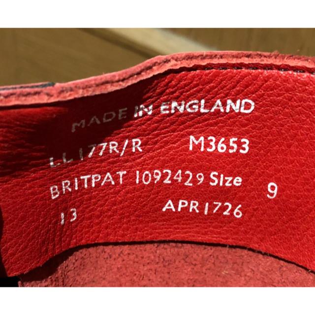 Lewis Leathers(ルイスレザー)のルイスレザー lewis leathers メンズの靴/シューズ(ブーツ)の商品写真