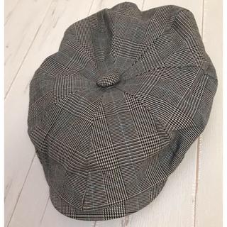 バーバリーブルーレーベル(BURBERRY BLUE LABEL)のburberry 帽子(キャップ)
