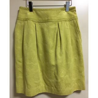 キャシャレル(cacharel)のCacharel   スカート(ひざ丈スカート)