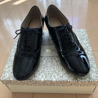 ランダ(RANDA)のみん♡さん専用 RANDA☆エナメル靴(ローファー/革靴)